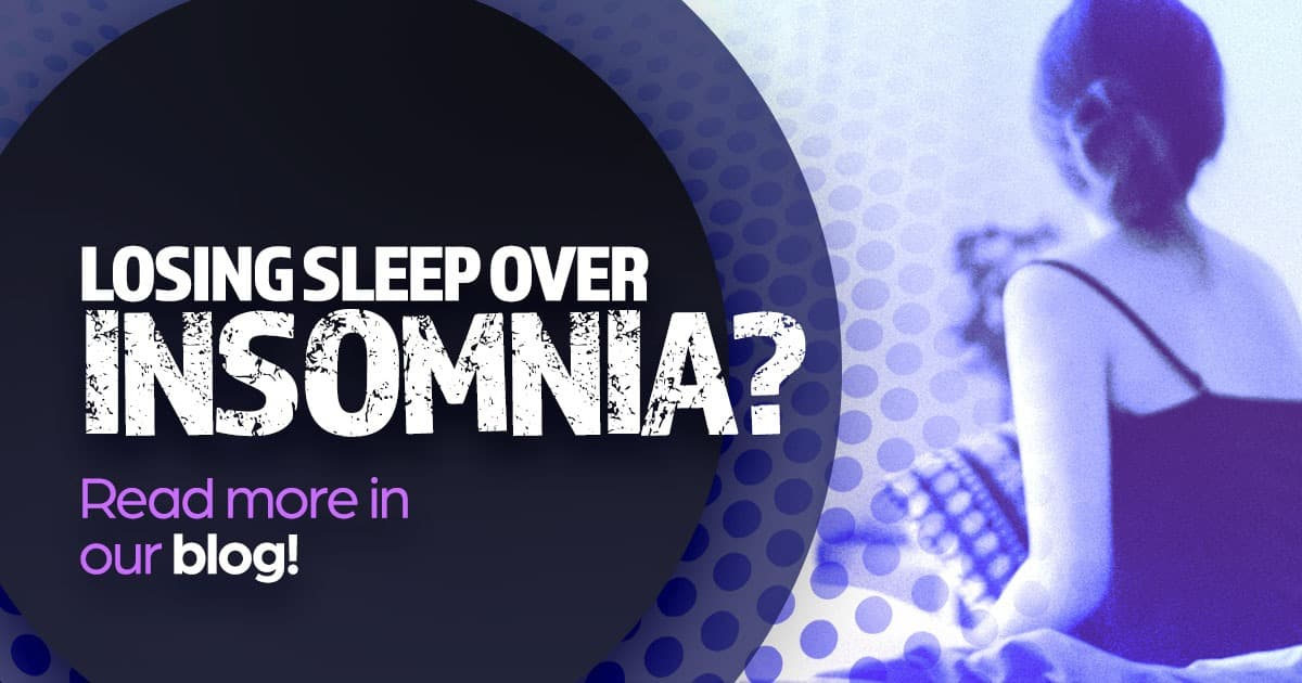 Losing Sleep Over Insomnia? Blog, clinical research