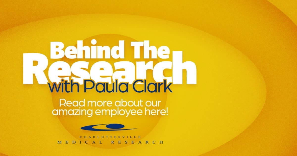 Behind the Research: Paula Clark