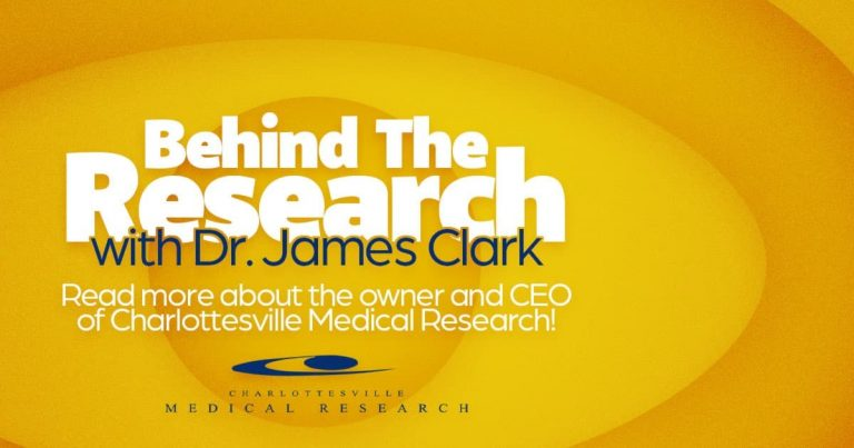 Behind the research with Dr. Clark
